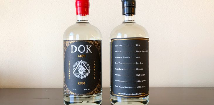 Hampden Estate DOK Overproof Rum