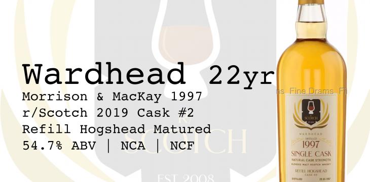 Wardhead 22yr Morrison & MacKay 1997