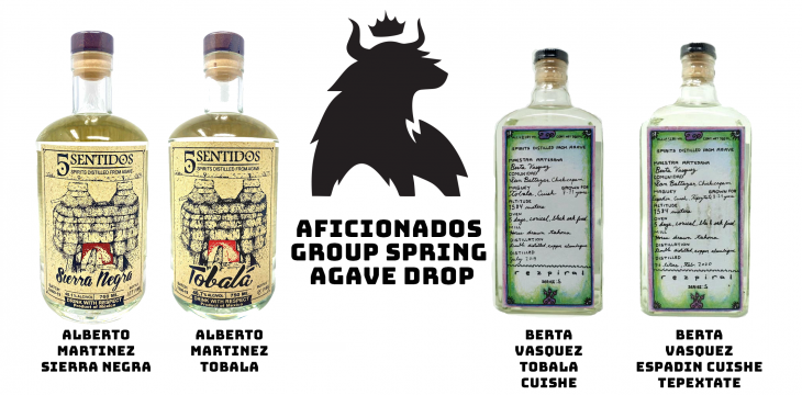Aficionados Group 2021 Spring Agave Drop